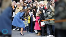 Pregnant Kate Middleton Shows Off Her Rosy Glow During a Royal Outing