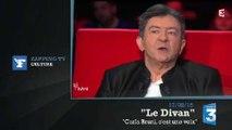 Zapping TV : Jean-Luc Mélenchon admire la voix de... Carla Bruni