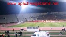 18 Şubat 2015 Altay - Göztepe (Dk.21 Raşit'in golü)