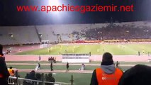 18 Şubat 2015 Altay - Göztepe (Dk.5 Bedrican'ın golü)