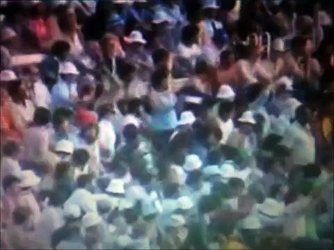 1983 World Cup Finals winning moments