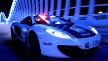Luxurious Super Patrol Cars for a Luxurious City (Dubai)