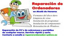 Reparar Ordenador Alcalá de Henares