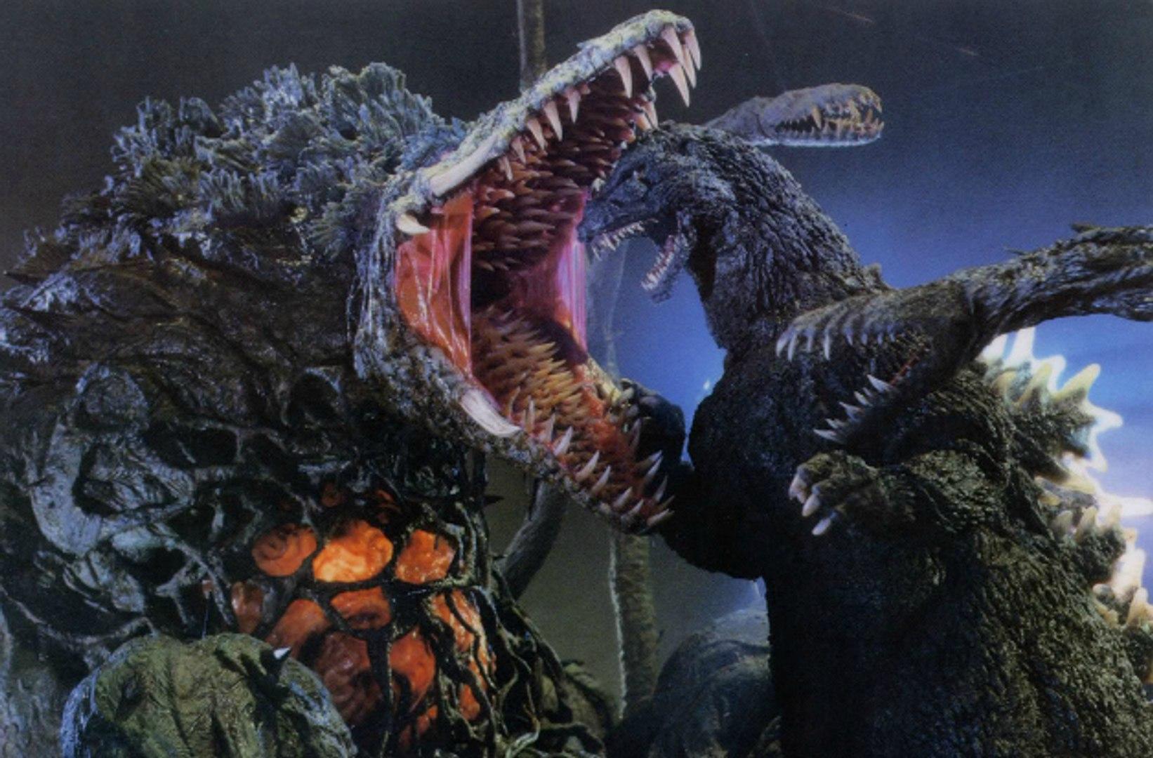 Godzilla x Biollante (1989)