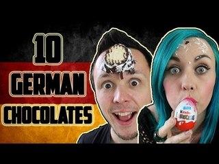 Top 10 German Chocolates | German Culture