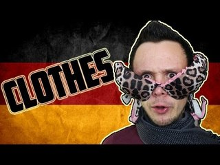 Learn German Clothes Vocab