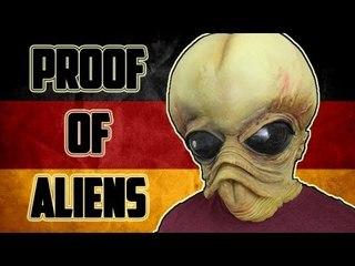 Proof of Aliens!
