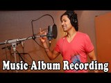Singer Shaan's Music Album Recording With Yasmeen Ahsan !