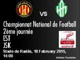 [Ligue1, J17] EST 1-0 JSK But de Samuel Eduok (78') [Live Chronique Radio]