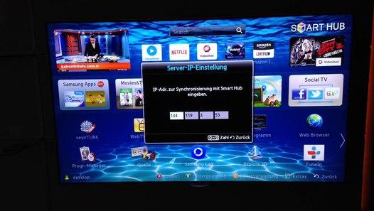 Samsung Smart Tv Apps Von Usb Installieren