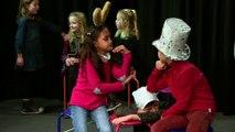 Camion des mots - Classe de CE2 Ecole primaire La Genette de La Rochelle (17)