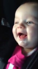 Funny Baby Laughing | Baby laughing, child laughing, kid laughing