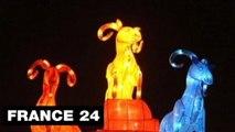 """Nouvel an chinois : l'année du """"Yang"""", celle de la chèvre... ou du mouton ?"""