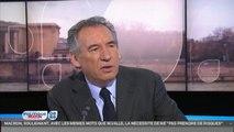 """Bayrou : """"Hélas, trois fois hélas, la Grèce peut sortir de l'Euro…"""""""