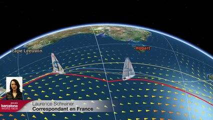(Français) – le direct du jour 49 – Barcelona World Race