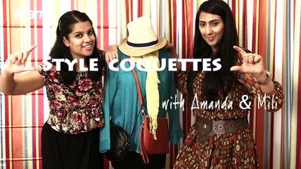 The Biggest Fashion Faux Pas   Amanda and Mili