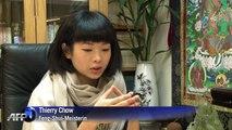 Chinesisches Neujahr: Wahrsager verbreiten Optimismus