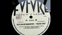 DJ's Rave Ministry - Rave You (Rave Mix) (A)