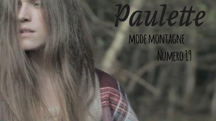 Winter - Série Mode Montagne Paulette Magazine
