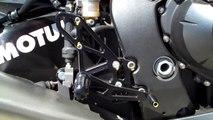 2009 Honda CBR 1000rr Fireblade w/ mods
