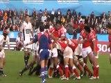 RUGBY : Portugal vs Tonga