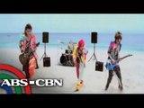 Japanese rock band covers 'Liwanag sa Dilim'