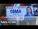 Arroyo celebrates 67th birthday