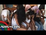5 minors rescued from sex traffickers in Bulacan