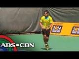 2 Pinoys shine in Olivarez Tennis Cup