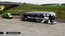 Bus Fueled By Poop Breaks Speed Record