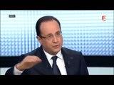 François Hollande - Alexandre Astier (Montage/Parodie Interview 2013 - Kaamelott)