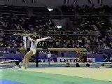 Yelena Produnova - 1995 Worlds Team Optionals - Floor Exercise