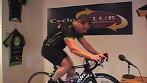 Indoor Cycling Workout Tips--Muscle Tension