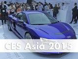 CES Asia 2015: Die erste Consumer Electronics in Asien. Zukunft der Mobilität | Auto | Deutsch