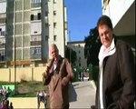 Los Concejales del Ayuntamiento de Málaga Luis Navajas(PSOE)Antonio Serrano(IU)Rafael Fuentes(portavoz socialista en el Ayuntamiento de Málaga.wmv