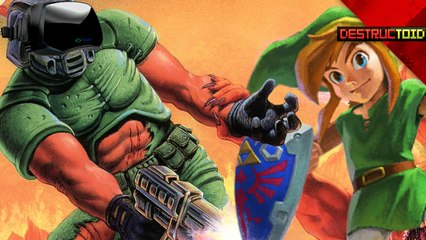 LoZ: A Link Between Worlds GAMEPLAY! Dead Island MOBA ANNOUNCED, Amazon's ANDROID CONSOLE, & More!