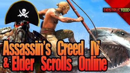 Left 4 Dead 3 LEAKED! Elder Scrolls Online NEW GAMEPLAY, Harpoon SHARKS in AC4, & More!