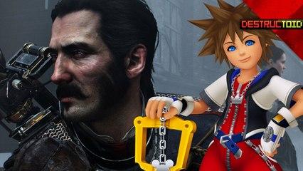"""THE ORDER: 1886 is """"Filmic,"""" Kojima talks Metal Gear Solid remake, & Square Enix loses Kingdom Hearts assets"""