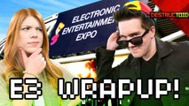 E3 2013 WRAP-UP! Xbox One, PS4, Wii U, Games & Exclusives!