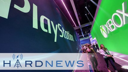 Hard News Recap 12/26/13 - The Console War of our generation and the rise of the Steam Machine
