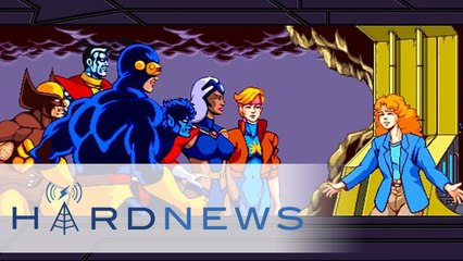 Hard News 12/23/13 - Polaris down to 37 channels, Xmen, Simpsons delisted, and Skullgirls Encore