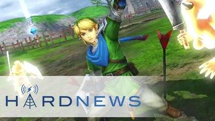 Hard News 12/18/13 - Hyrule Warriors coming to Wii U, Nintendo Direct, Microsoft's broken promises
