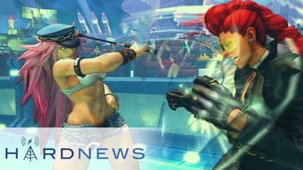 Hard News 12/02/13 - Ultra Street Fighter 4 leaks, PSN codes broken, and a published game cancelled