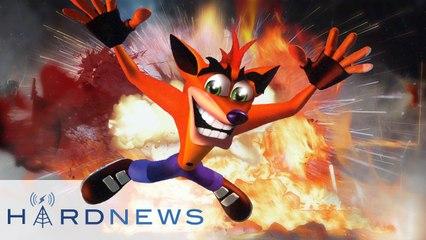 Hard News 11/22/13 - PS4/Vita Bundle, who owns Crash Bandicoot? And Game of Thrones