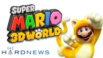 Hard News 11/13/13 - New Mario 3D World features, Zelda Street Pass battles, and Xbox Sharks