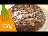 Recette de Gâteau chocolat-banane - 750 Grammes