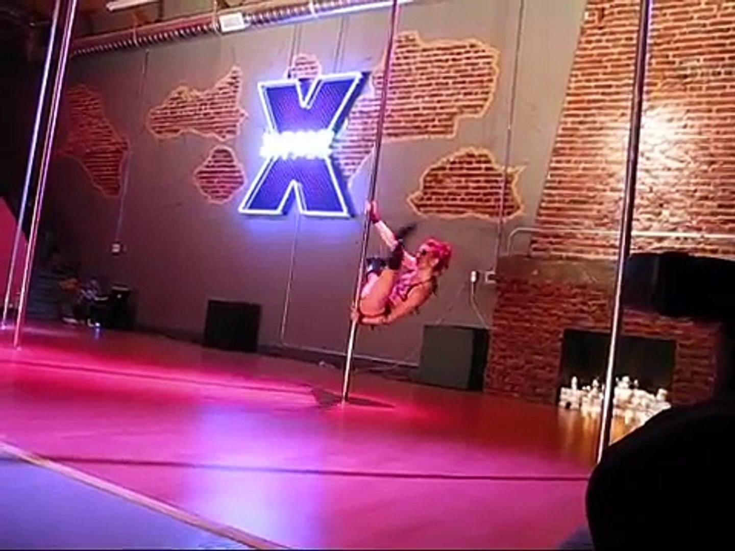 LA Pole Show - Karol Helms - Jan 23 2010