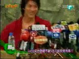 Gackt and Wang Lee Hom - Taiwan interview