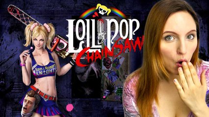 Let's Play - Lollipop Chainsaw