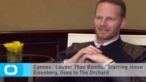 Cannes: 'Louder Than Bombs,' Starring Jesse Eisenberg, Goes to The Orchard
